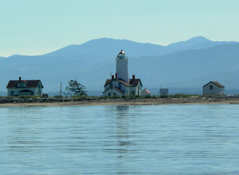 Dungeness Spit and Historic Lighthouse