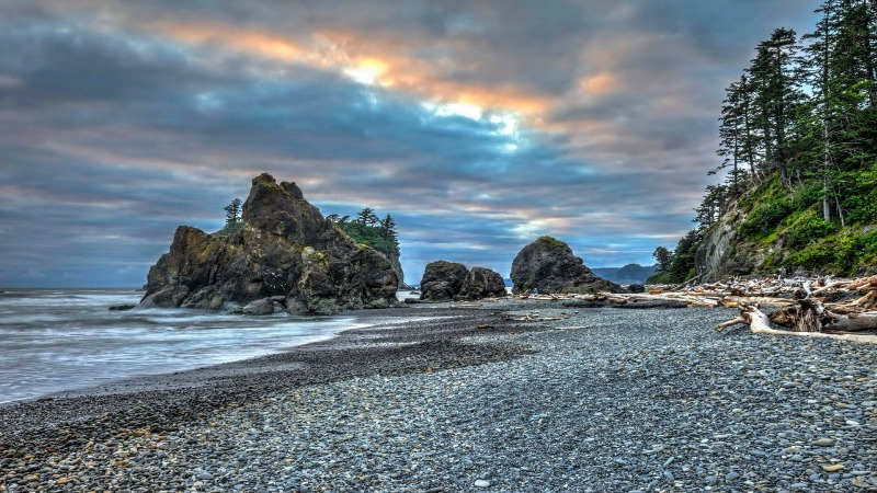 Coastal Beaches