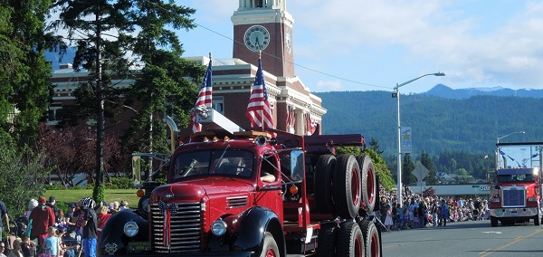 4th of July in Port Angeles