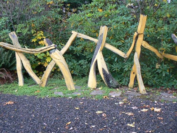 Webster`s Woods Art Park